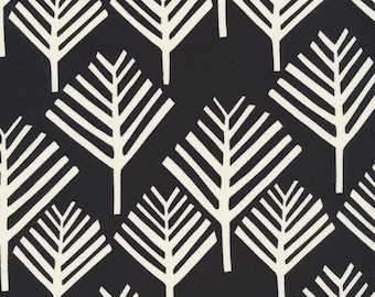 Organic Cotton Voile, Cloud9 , Arbol from Leah Duncan's Yucca Collection, by the yard