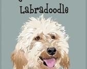 Labradoodle Bodysuit or Tee
