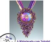 Enchanted Necklace Kit - Purple
