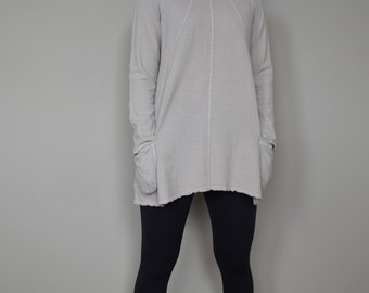 Hemp Organic Cotton Triangle Tunic