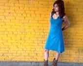Destiny Tunic - Teal Blue