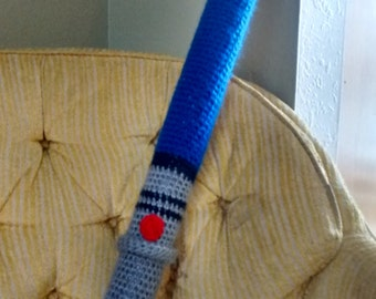 Crocheted Star Wars LightSaber