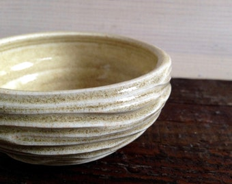 Bird's Nest - Bowl - Jewelry Keeper, Holder - hand carved