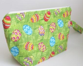 Easter Egg Medium Knitting Project Bag