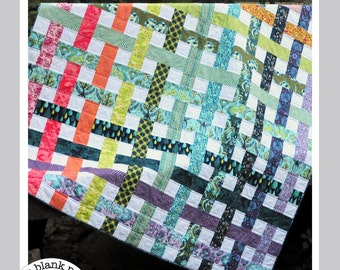 Quilt Pattern PDF - Grandma's Lawn Chair #101 - Quilt Pattern - 3 sizes