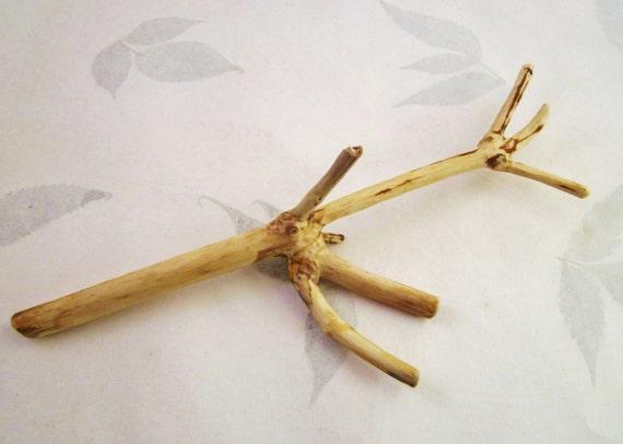 Elder wand sacred ritual wood elderberry sticks craft for Wooden elder wand