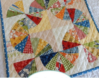 Mahalo Mini Quilt PDF Pattern