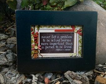 September Visiting Teaching Print, Visiting Teaching Handout, Visiting Teaching Gift, LDS Gift, LDS Prints, lds printable LDS Decor 4x6
