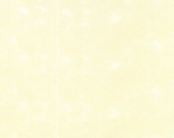 Cream Solid Refresh Fabric - Sandy Gervais - Moda - 7521 716
