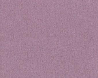 Lavender Wool Fabric - Half Yard - Bunny Hill Designs - Moda - 54212 15