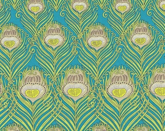 Liberty Fabric  Tana Lawn One Yard Caesar C
