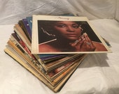 28 LP Records Bread Streisand Jackson 5 Gladys Knight and More