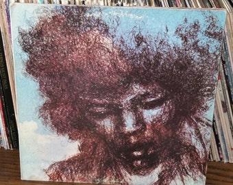 Jimi Hendrix The Cry of Love Vintage Vinyl Record