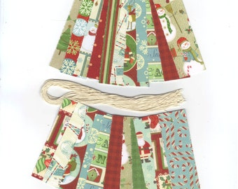 Skinny Tags // Winter Wonderland Christmas Collection Gift Hang Tags (22) Package Decor