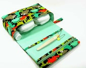 Dinosaurs baby bag, diaper clutch, diaper bag organizer, diaper purse with clear zipper pouch, nappy bag, new parent, baby gift