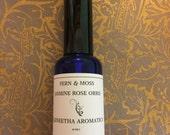 Fern & Moss with jasmine rose orris