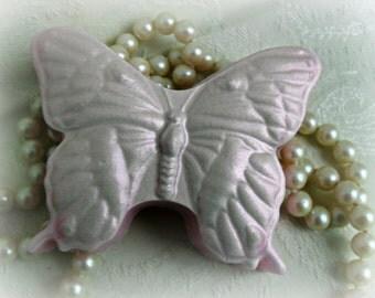 Pearl Butterfly Soap