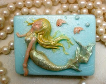 Sea Goddess Mermaid Soap