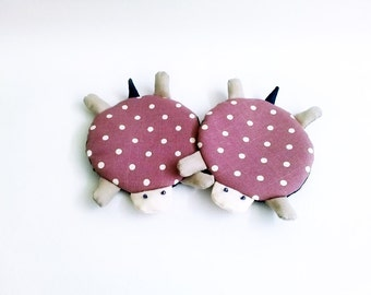 Turtle Coasters, Coasters, Drink Coasters, Fabric Coaster, Cute Coaster, Decorative Coasters, Cloth Coasters