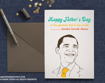 Greatest Dad Ever-Single Fathers Day Card