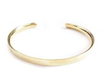 Mandalay Brass Bangle
