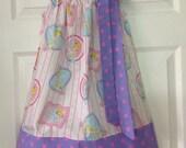 CLEARANCE! Tinkerbell Sparkle Pillowcase Dress Size 4