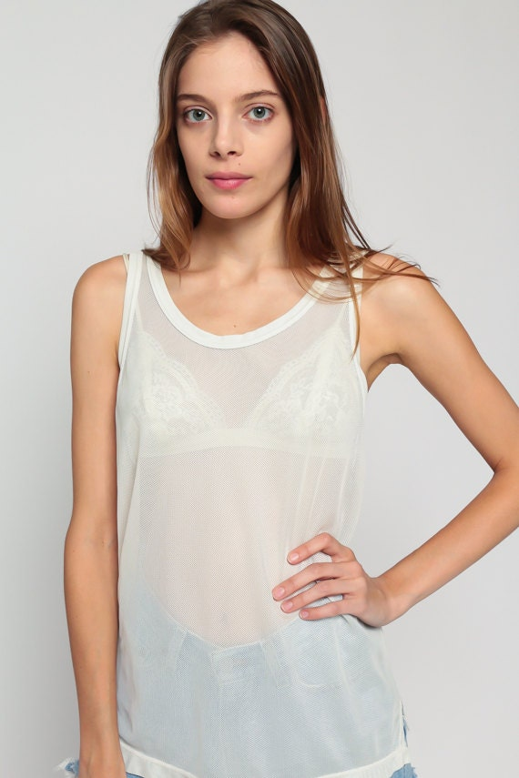 FOR SALES AND PROMOTIONS, FOLLOW US HERE! Instagram: @shopexile  facebook.com/shopexile. Mesh Shirt White ...