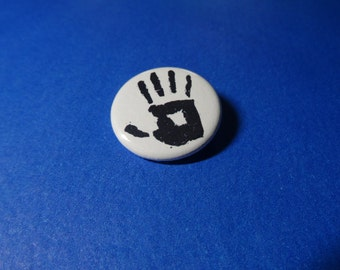 The Dark Brotherhood Pinback Button (or Magnet)
