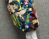 Wonder Woman Plastic Bag Dispenser