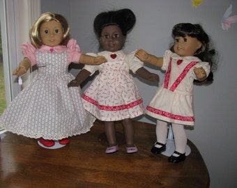 Doll Dresses for the 18 inch doll