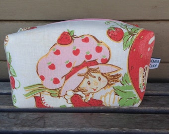 Strawberry shortcake  Rectangular Zipper Pouch