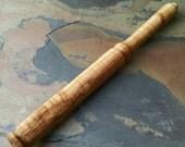 Yarn Ball Winder - Wood Nostepinne - Wooden Nostepinne - Hand Turned Maple Wood Wooden Nostepinne - Eco-friendly