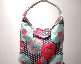 Lunch Bag Insulated - Floral