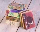Soap by the Pound | Soap Samplers | Odds and Ends | Bulk Soap | Soap Seconds