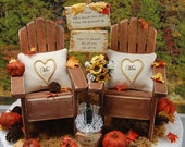 Wedding Cake Topper Fall Rustic Country Barn  Handmade To Order With Custom Sign/Champagne For 2