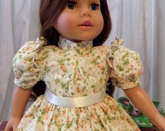 18 Inch Doll Clothes / Doll Dress / Dress / Doll Clothes / 18 Inch Doll Clothing / Doll Clothing / Doll Accessories - 1064