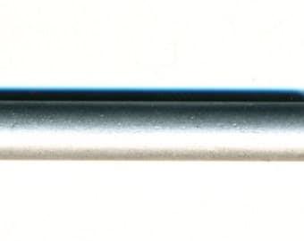 Printmaking Scrimshaw scribe hobby tool 1/4 diameter round aluminum, CoulterPrecision