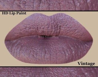 New HD Lip Paint-Vintage
