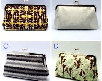BIG SALE - Large clutch purse (GP14)