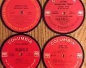 Johnny Cash Coasters (4)