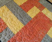 Modern Quilted Mini Table Quilt
