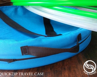 Quickzip Hoop Travel Case - Hoopbag hula hoop hooping travel bag
