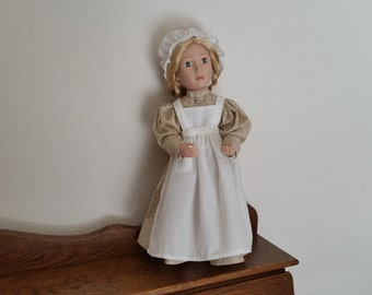 1890's Style Outfit for 16 inch doll