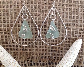 Seaglass Bliss Earrings