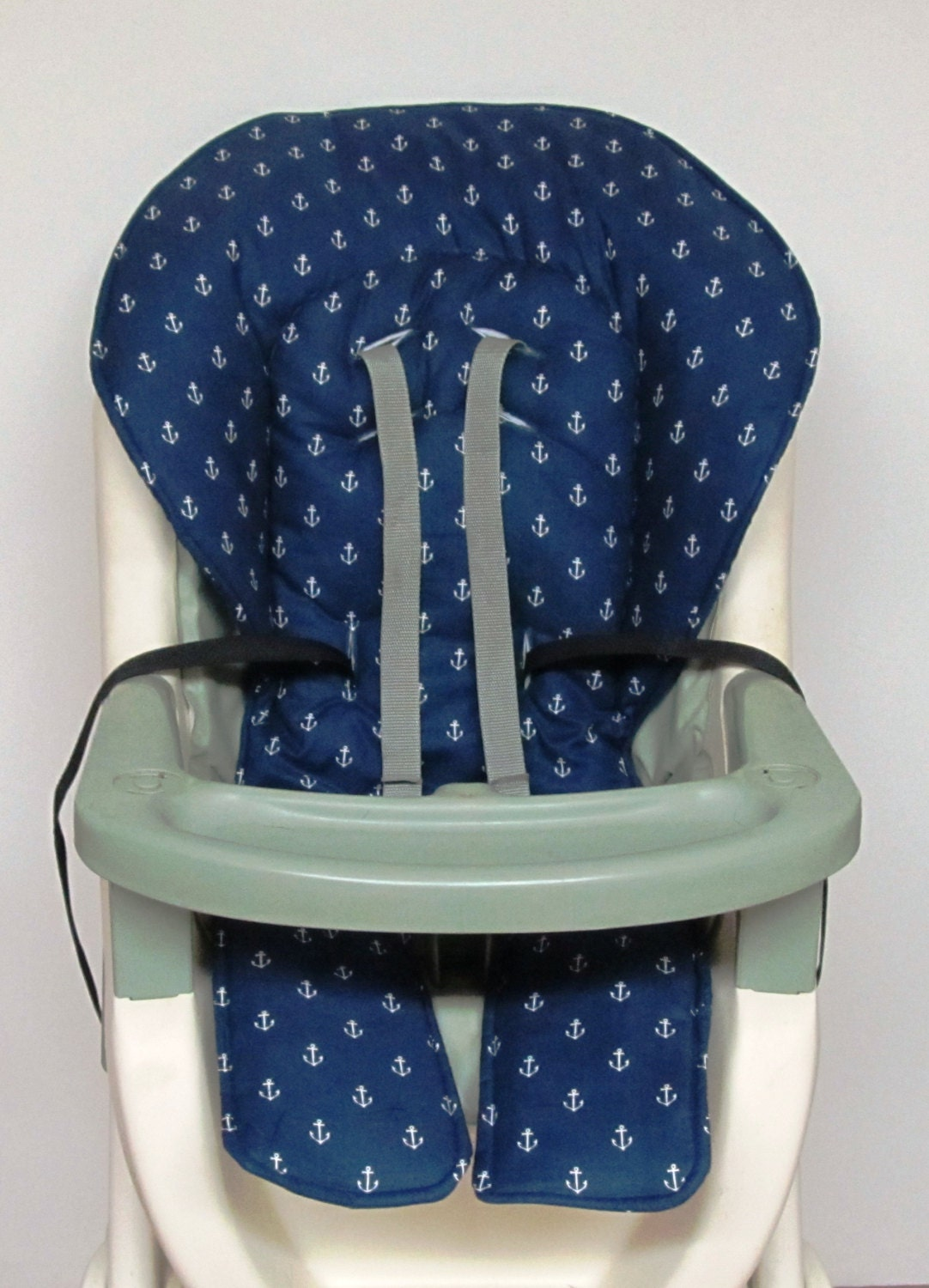 Nautical High Chair Cover Graco Baby Accessory Replacement