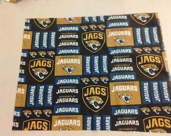 Jacksonville Jaguars Fabric 245291