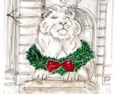 NY Library Lion