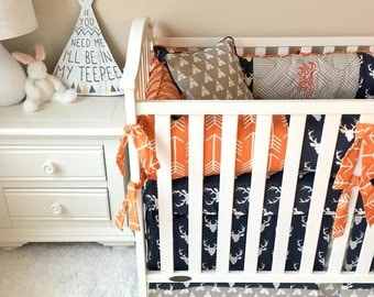 Teepee Boy Crib Sets, Stag Crib Sets, Boy Crib Sets, Arrows Crib Sets, Top Selling Boy Crib Sets, Teepee Baby Bedding, Baby Boy Crib Bedding