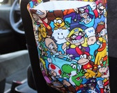 Nintendo Mario Car Trash Bag or Storage