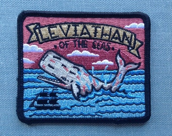 Leviathan of the Seas Patch
